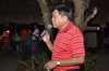 PSupt Antonio Cruz serenaded the guests during dinner.JPG