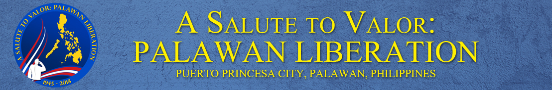 A Salute to Valor: Palawan Liberation 2018