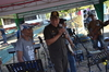 PSupt. Antonio Cruz sing along with the IPPF Band.JPG