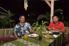 IPPF Supervisor Manuel Socrates and PSupt. Antonio Cruz hosted dinner.JPG